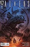 Aliens Dust To Dust #1 Cover A Regular Gabriel Hardman Cover