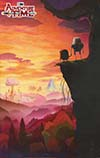 Adventure Time #75 Cover B Variant JJ Harrison Cover