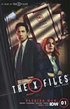 X-Files Case Files Florida Man #1 Cover A Regular Catherine Nodet Cover