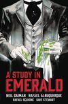 Neil Gaimans A Study In Emerald HC