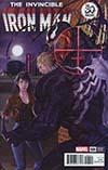 Invincible Iron Man Vol 3 #599 Cover B Variant Akcho Venom 30th Anniversary Cover
