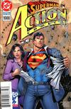 Action Comics Vol 2 #1000 Cover Q DF Signed By Dan Jurgens & Remarked By Ken Haeser