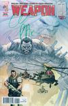 Weapon H #1 Cover H DF Signed By Greg Pak