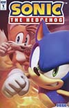 Sonic The Hedgehog Vol 3
