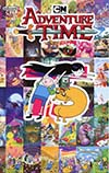 Adventure Time #75 Cover E Incentive Grace Park Celebration Wraparound Virgin Variant Cover
