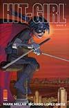 Hit-Girl Vol 2 #1 Cover G Variant John Romita Jr Cover