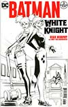Batman White Knight #3 Cover D 3rd Ptg Variant Sean Murphy Cover
