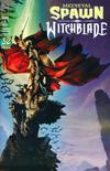 Medieval Spawn Witchblade Vol 2 #1 Cover A Regular Brian Haberlin Cover