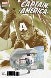 Captain America Vol 8 #701 Cover B Variant Julian Totino Tedesco Connecting Cover (1 Of 4)