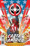 Captain America Vol 8 #701 Cover C Variant David Nakayama Deadpool Cover