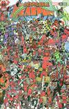Despicable Deadpool #300 Cover B Variant Scott Koblish 300 Deadpools Wraparound Cover