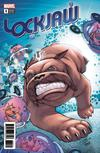 Lockjaw #4 Cover B Variant Ron Lim Cover