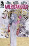 American Gods My Ainsel #3 Cover B Variant David Mack Cover