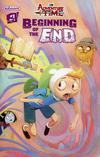 Adventure Time Beginning Of The End #1 Cover A Regular Victoria Maderna Wraparound Cover