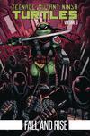Teenage Mutant Ninja Turtles Vol 3 Fall And Rise TP