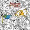 Adventure Time Coloring Book TP