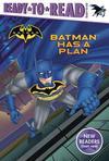 Batman Has A Plan Ready To Read HC