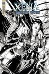 Xena Vol 2 #4 Cover D Incentive Vicente Cifuentes Black & White Cover