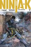 Ninja-K #7 Cover E Incentive Das Pastoras Ninjak Icon Variant Cover