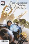 Avengers Vol 7 #2 Cover B Incentive David Marquez Variant Cover