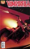 Vampirella Vol 4 #8 Cover A Regular Jelena Kevic-Djurdjevic Cover