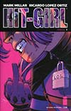 Hit-Girl Vol 2 #1 Cover H 2nd Ptg Variant Amy Reeder Cover