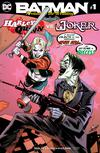 Batman Prelude To The Wedding Harley Quinn vs Joker #1 Cover A Regular Rafael Albuquerque Cover