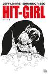 Hit-Girl Vol 2 #5 Cover B Variant Eduardo Risso Black & White Cover