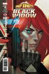 Infinity Countdown Black Widow #1 Cover A Regular Yasmine Putri Cover