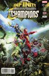 Infinity Countdown Champions #1 Cover A Regular Clayton Crain Cover