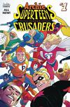 Archie Superteens Versus Crusaders #1 Cover A Regular Kelsey Shannon Connecting Cover (1 Of 2)