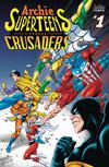 Archie Superteens Versus Crusaders #1 Cover B Variant Tom Grummett Cover