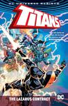 Titans Lazarus Contract TP (Rebirth)