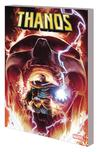 Thanos Wins By Donny Cates TP Book Market Geoff Shaw Cover