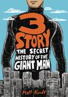 3 Story Secret History Of The Giant Man TP Expanded Edition