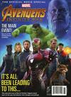 """Marvel Avengers Infinity War The Official Movie Special Newsstand Edition  <font color=""""#FF0000"""" style=""""font-weight:BOLD"""">(CLEARANCE)</FONT>"""