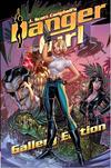 J Scott Campbells Danger Girl Gallery Edition HC Oversized Version