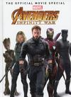 Marvels Avengers Infinity War Official Movie Special HC