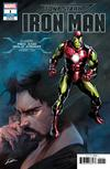 Tony Stark Iron Man #1 Cover E Variant Alexander Lozano & Valerio Schiti Model 04 Classic Red And Gold Armor Cover
