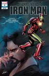 Tony Stark Iron Man #1 Cover I Variant Alexander Lozano & Valerio Schiti Model 17 Modern Red And Gold Armor Cover