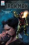 Tony Stark Iron Man #1 Cover T Variant Alexander Lozano & Valerio Schiti Model 23 Thorbuster Armor Cover