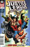 Justice League Vol 4 #1 Cover H DF Signed By Scott Snyder