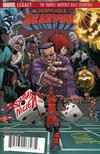 Despicable Deadpool #297 Cover B DF Signed By Fabian Nicieza