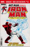 True Believers Ant-Man Presents Iron Man The Ghost And The Machine