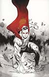 Action Comics Vol 2 #1000  Midtown Exclusive Olivier Coipel Virgin Black & White With Spot Color Variant Cover