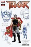 Thor Vol 5 #1 Cover E Incentive Russell Dauterman Design Variant Cover