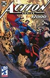 "Action Comics Vol 2 #1000 Cover K Variant Jim Lee Tour Cover  <font color=""#FF0000"" style=""font-weight:BOLD"">(CLEARANCE)</FONT>"