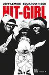 Hit-Girl Vol 2 #6 Cover B Variant Eduardo Risso Black & White Cover