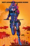 Hit-Girl Vol 2 #6 Cover C Variant Rob Liefeld Cover