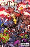 Infinity Countdown #5 Cover A Regular Nick Bradshaw Cover